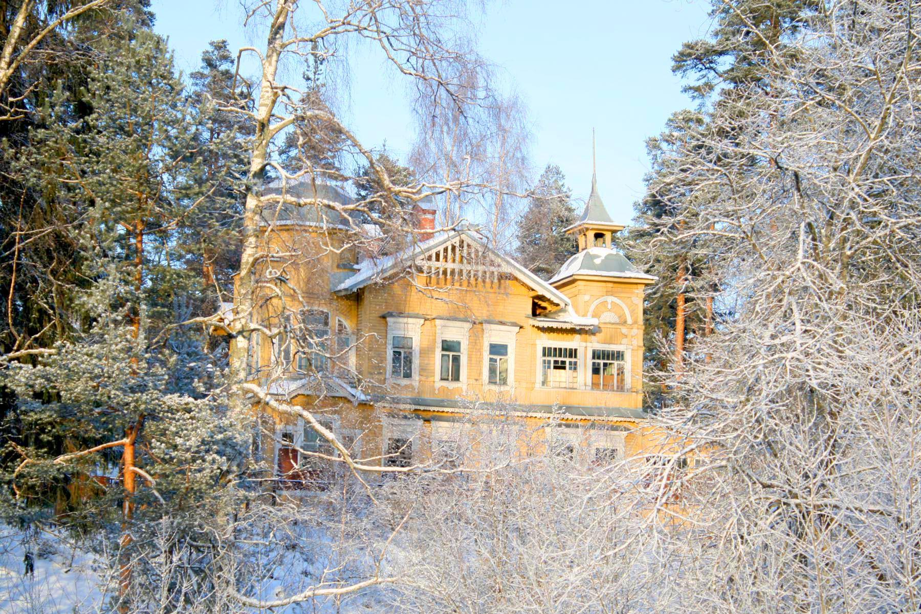 Дом купца Бумагина