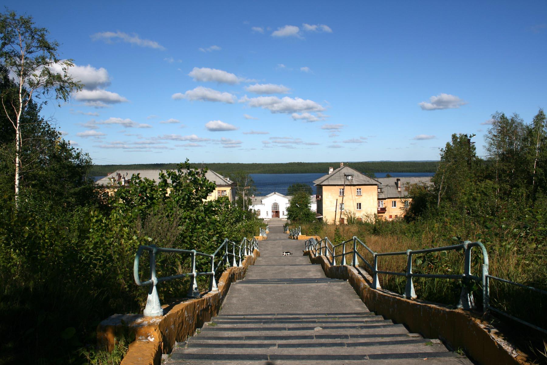 Поселок Надвоицы