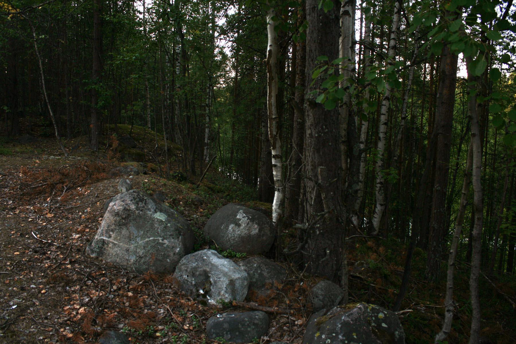 Камни над Ондой