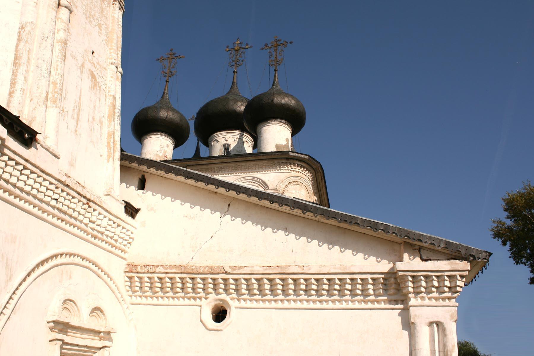 Церковь Спаса Всемилостивого вблизи