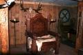 Кресло в доме викингов