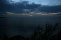Белое озеро, закат