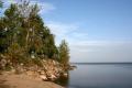 Белое озеро, камни