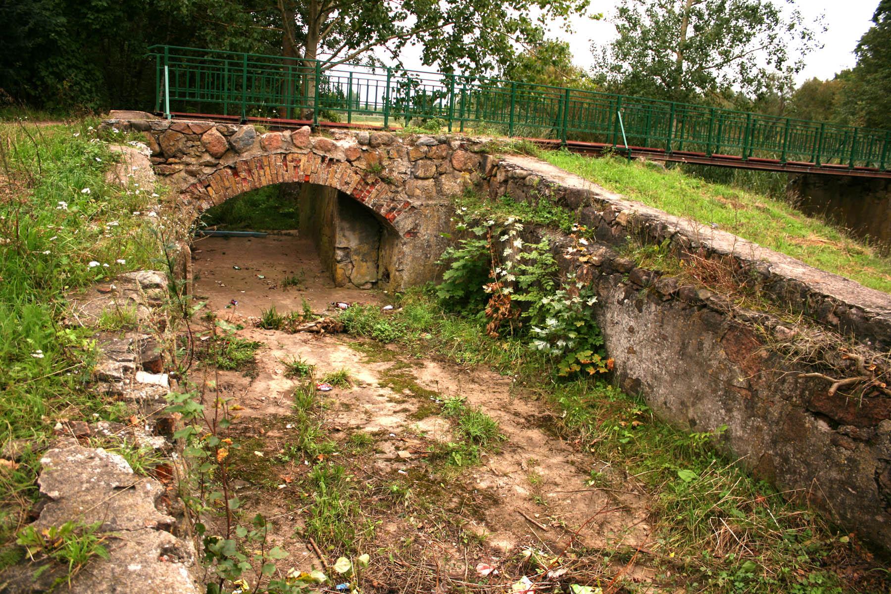 Гдов. Мост
