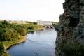 Река Нарова. Плотина