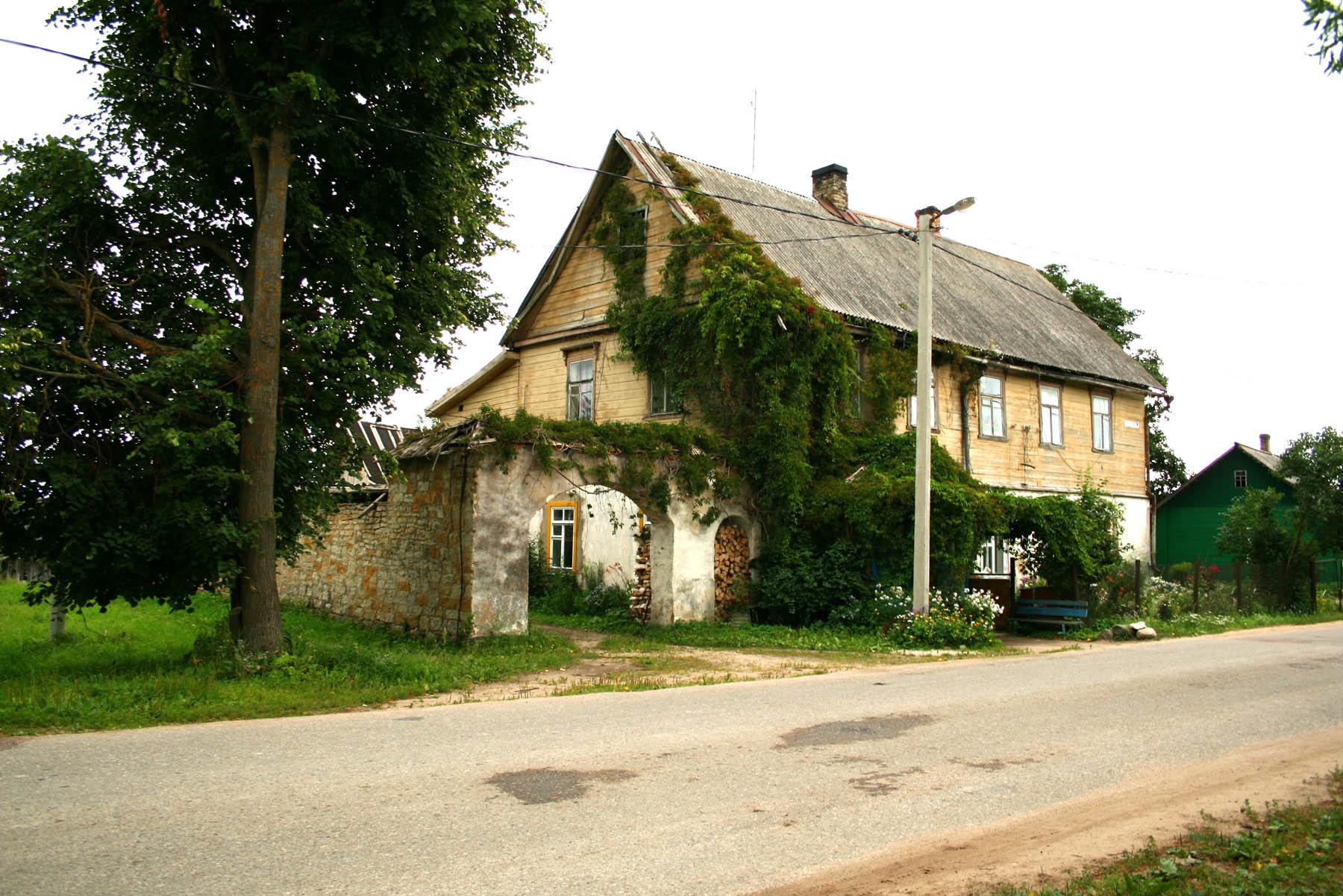 Дом в Старом Изборске