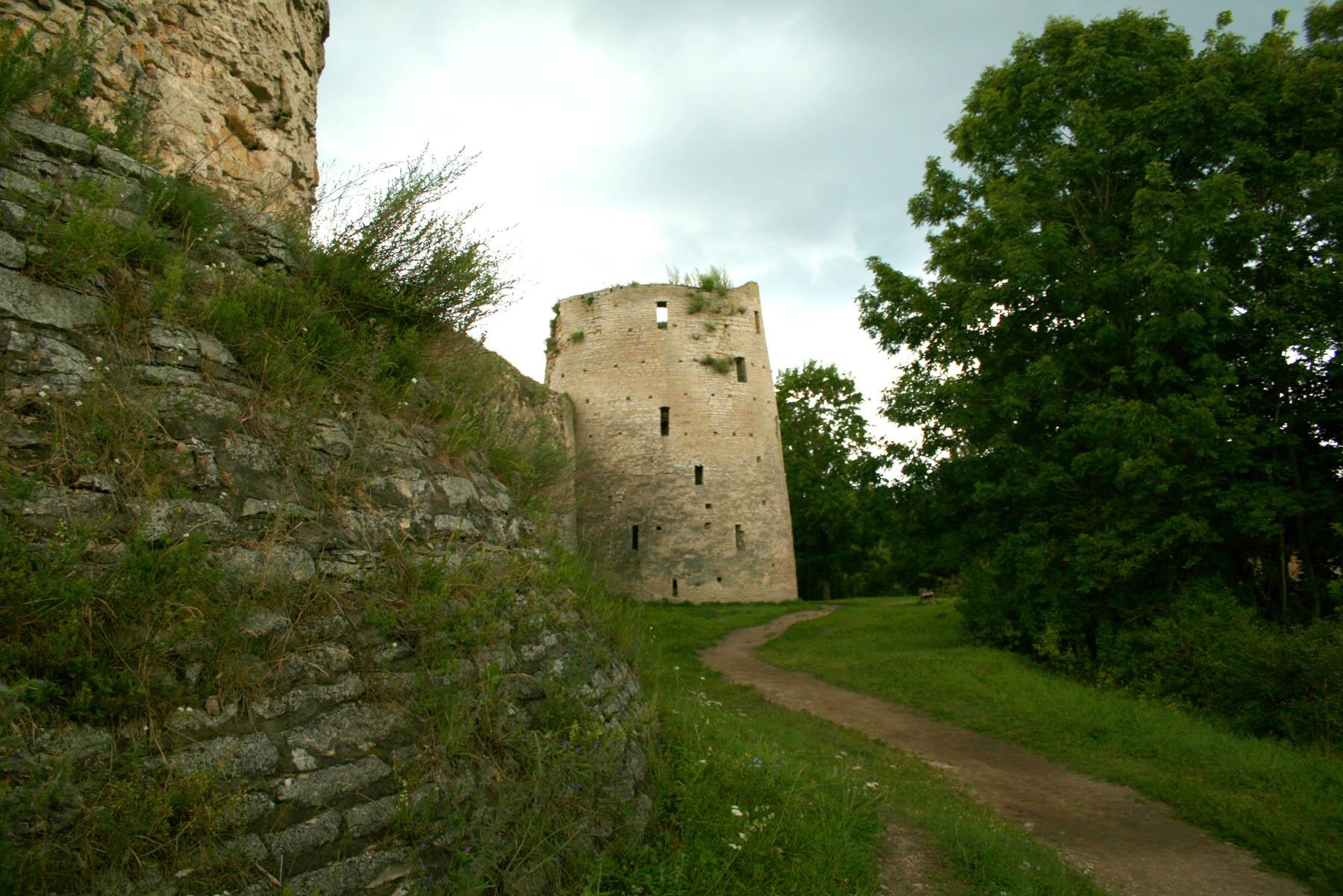 Башня Рябиновка