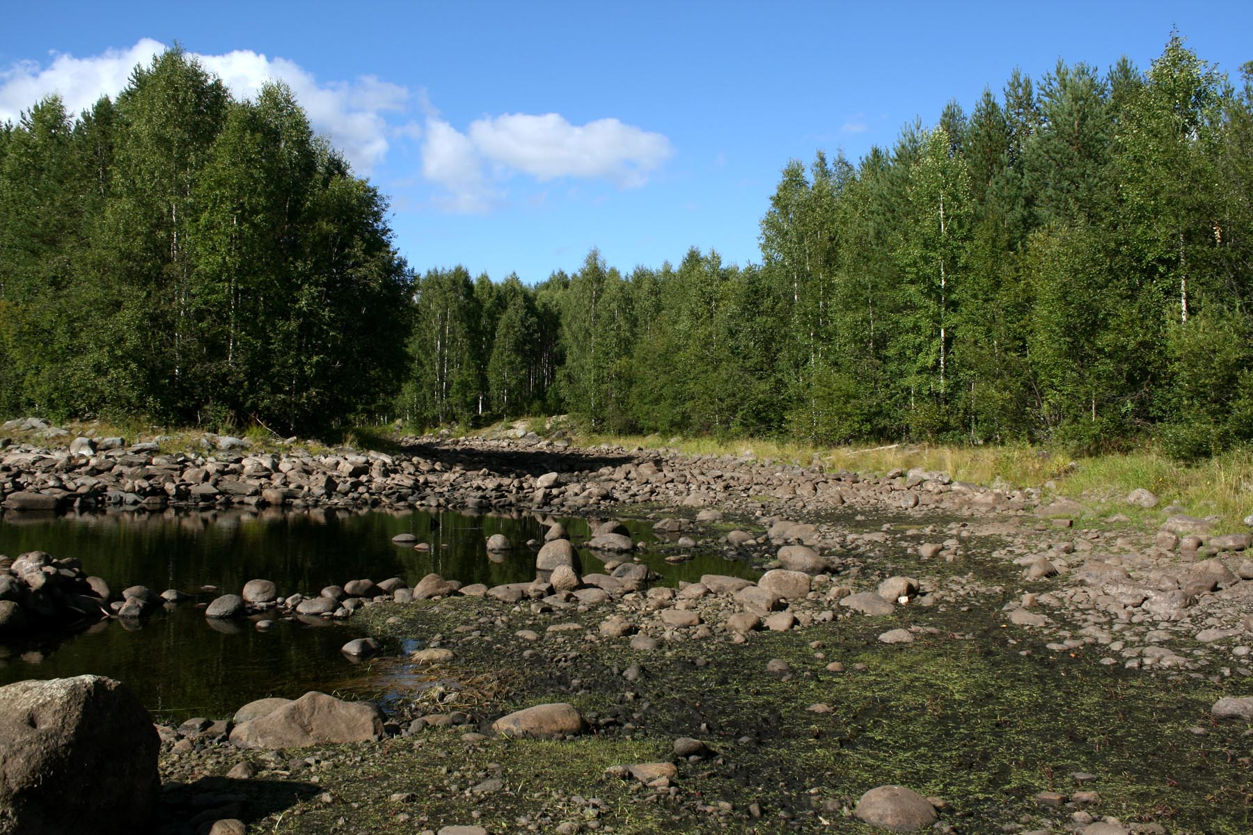 Каменная речка