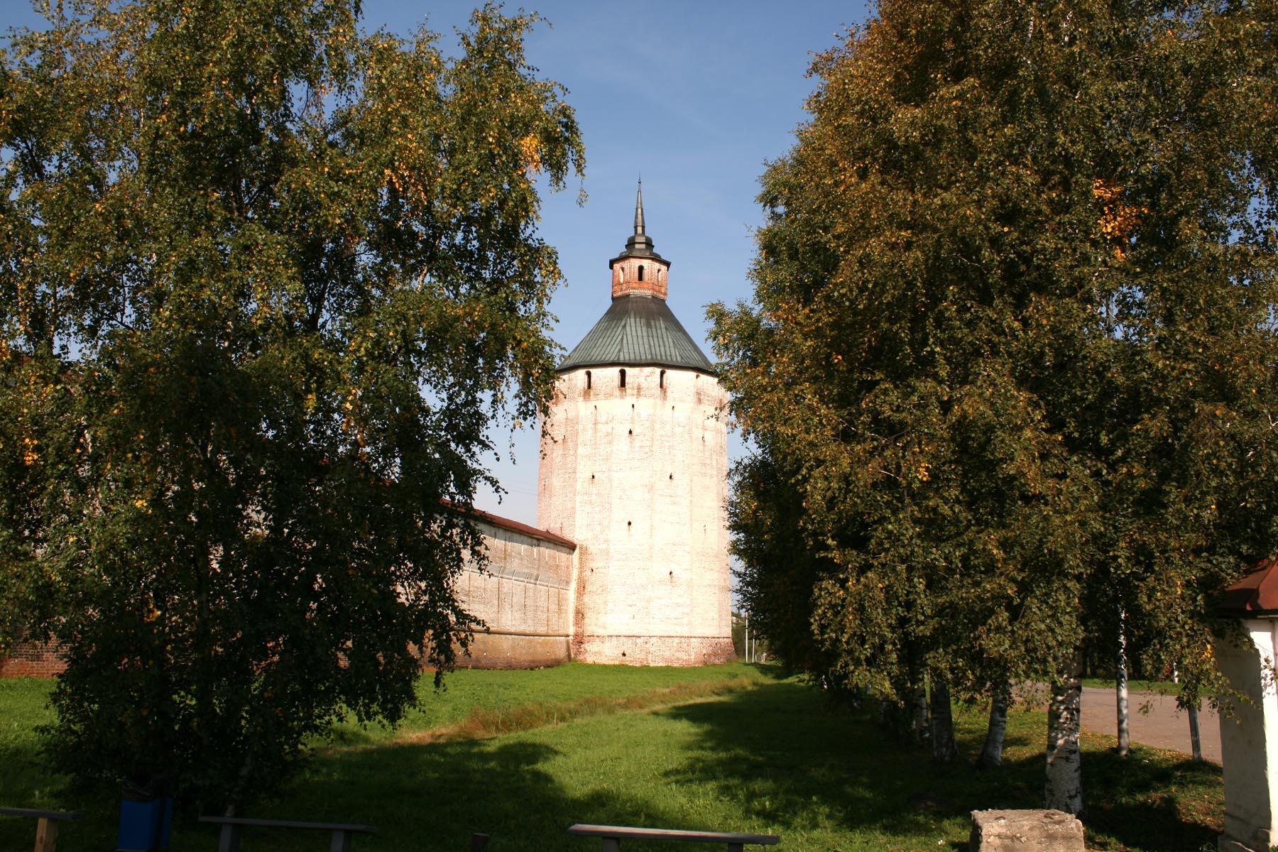 Ферапонтовская башня
