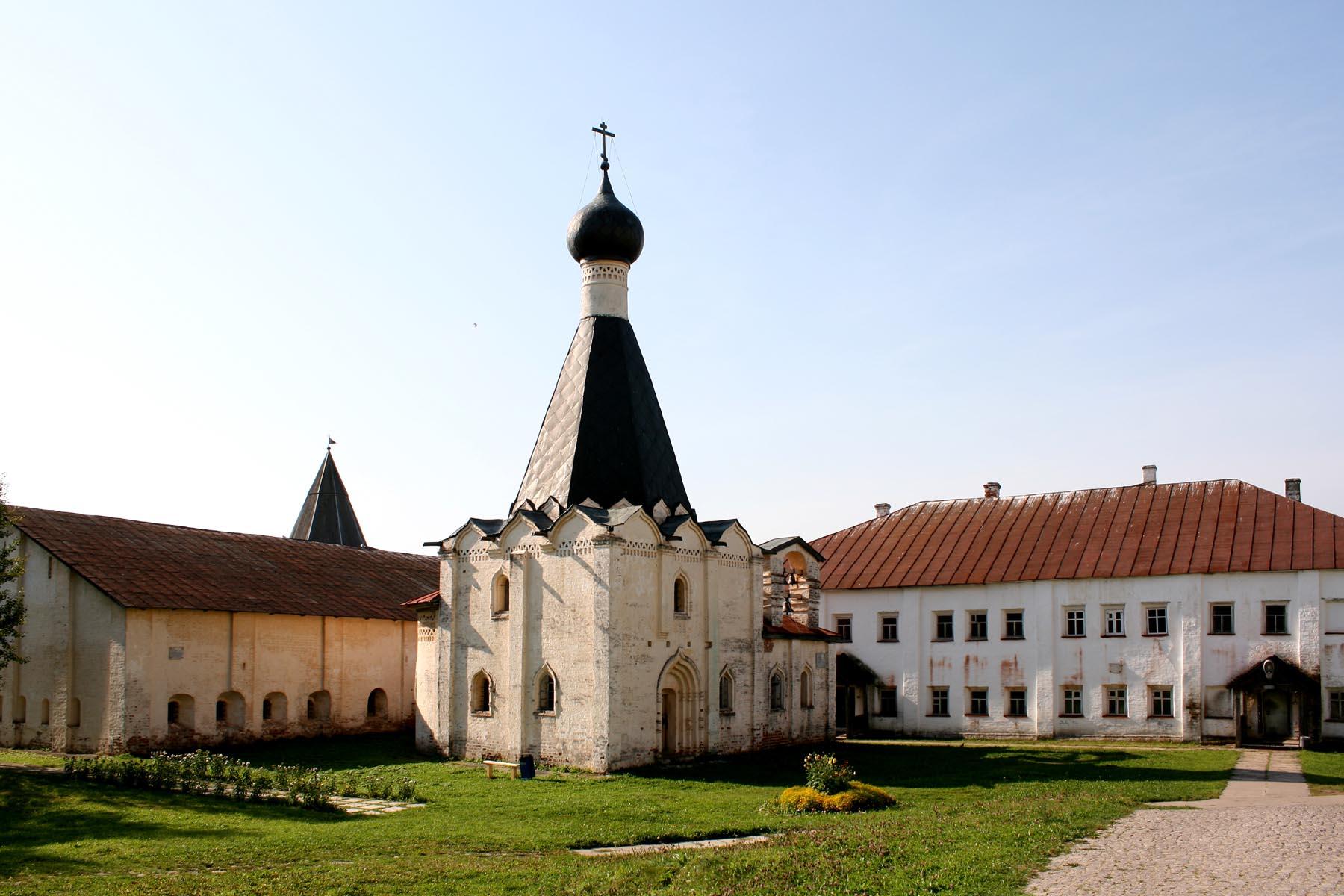 Церковь Евфимия