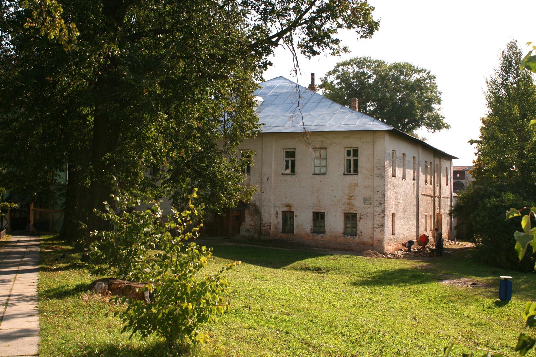 Монастырский архив