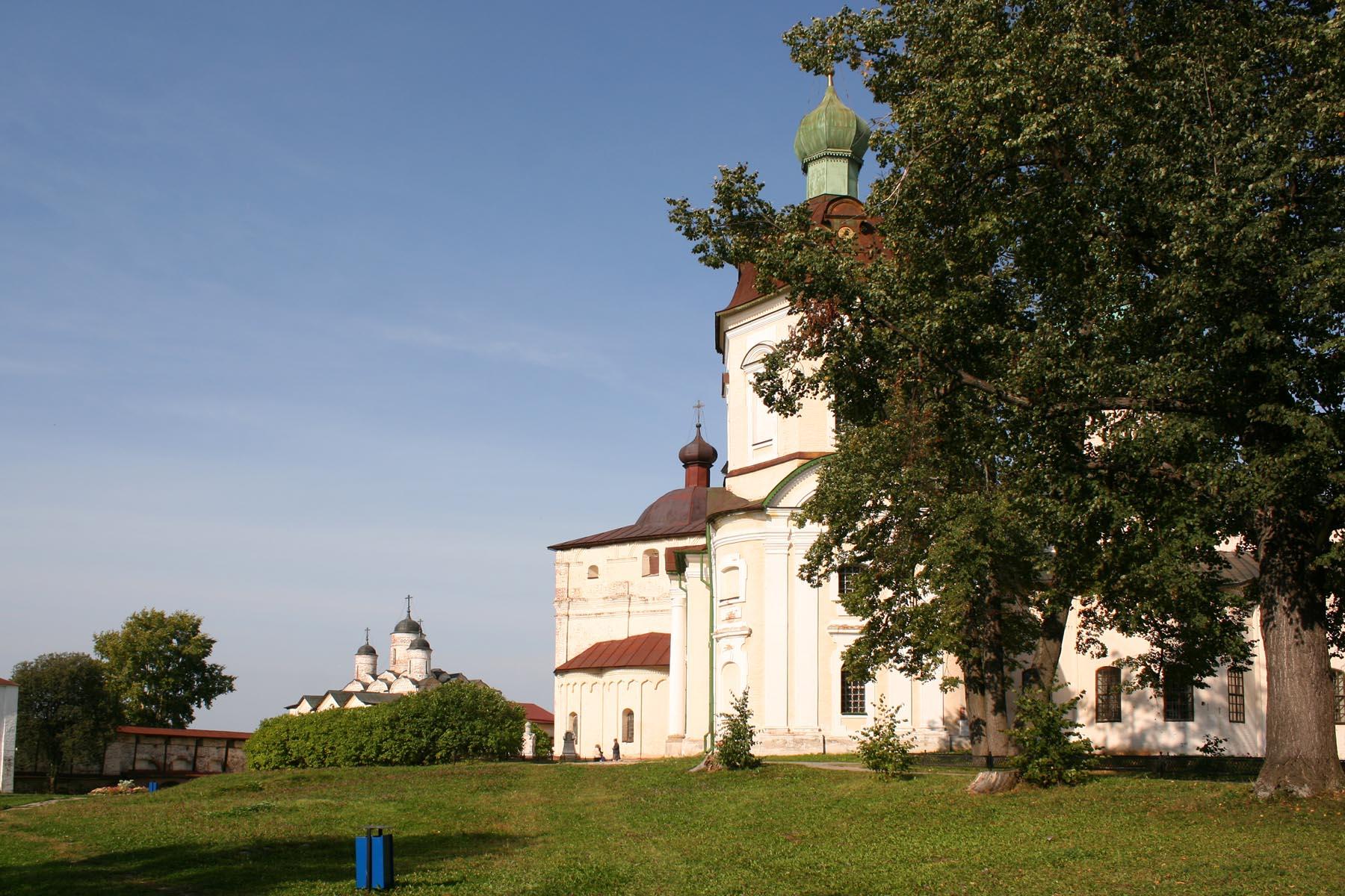 Церковь Кирилла