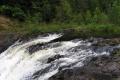 Гребень водопада
