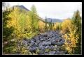 Река из камней