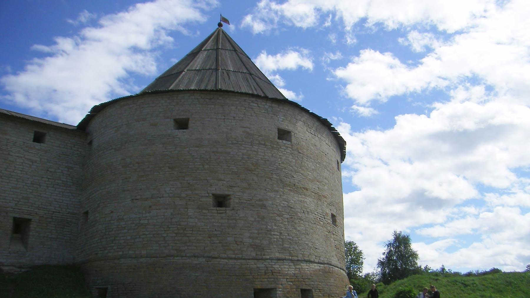 Клементовская башня