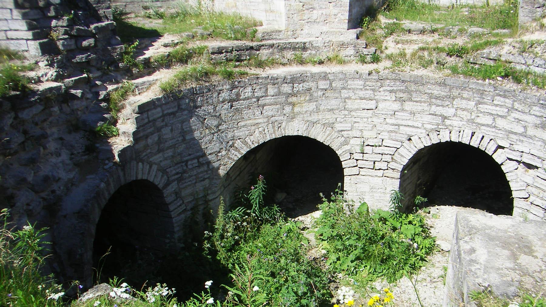 Остатки Стрелочной башни