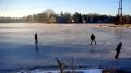 Дети на тонком льду