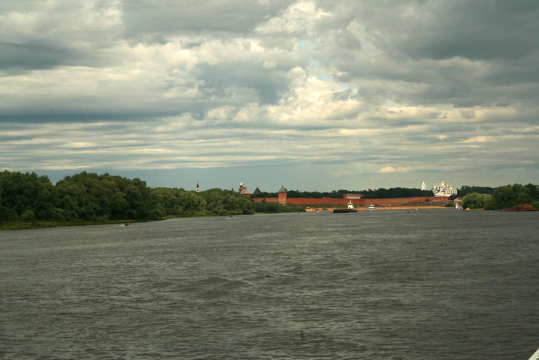 С Ильмень-озера