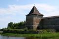 Государева башня с воды