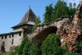 Государева башня изнутри крепости