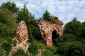 Развалины казарм