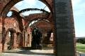 Мемориал наразвалинах собора
