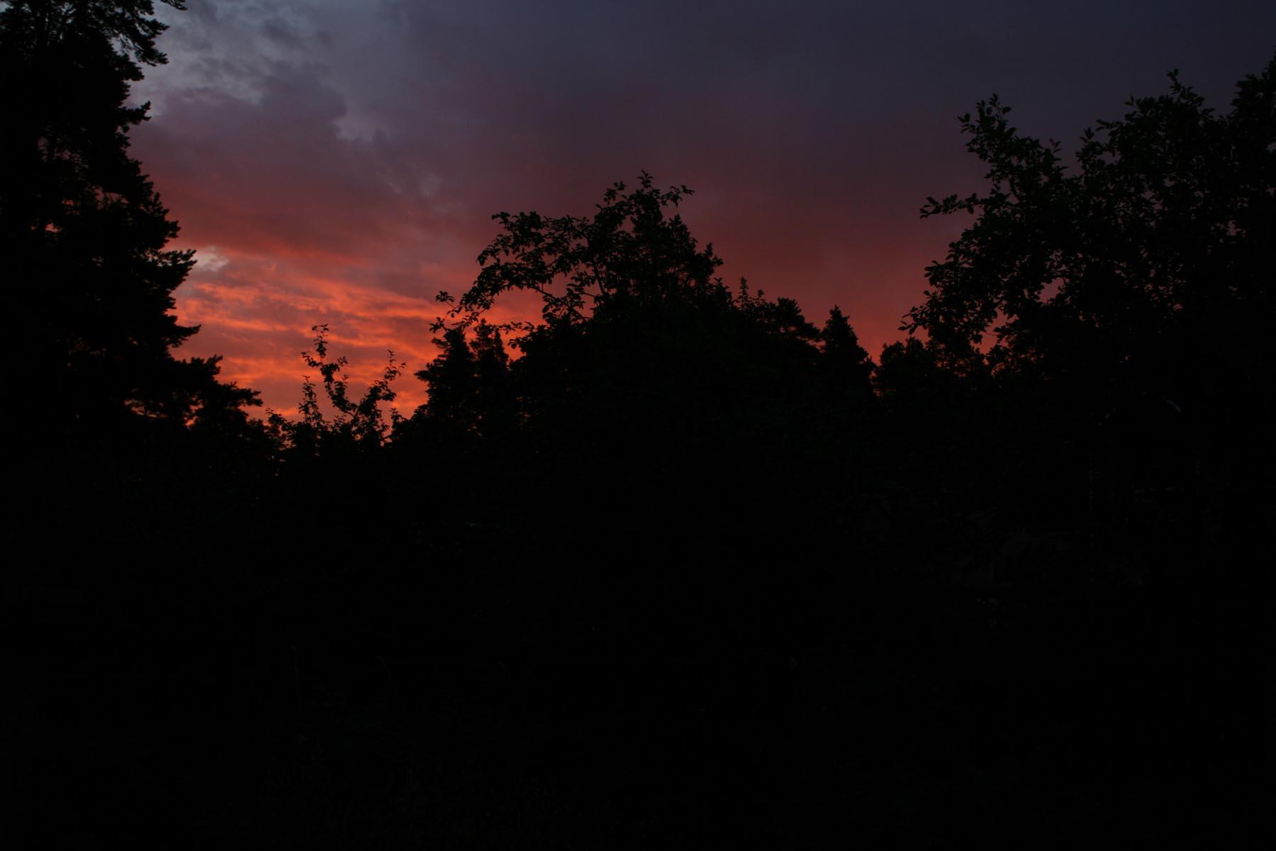 Солнце встает на севере..