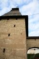 Власьевская башня с ее подножия