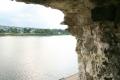Река Великая из бойницы