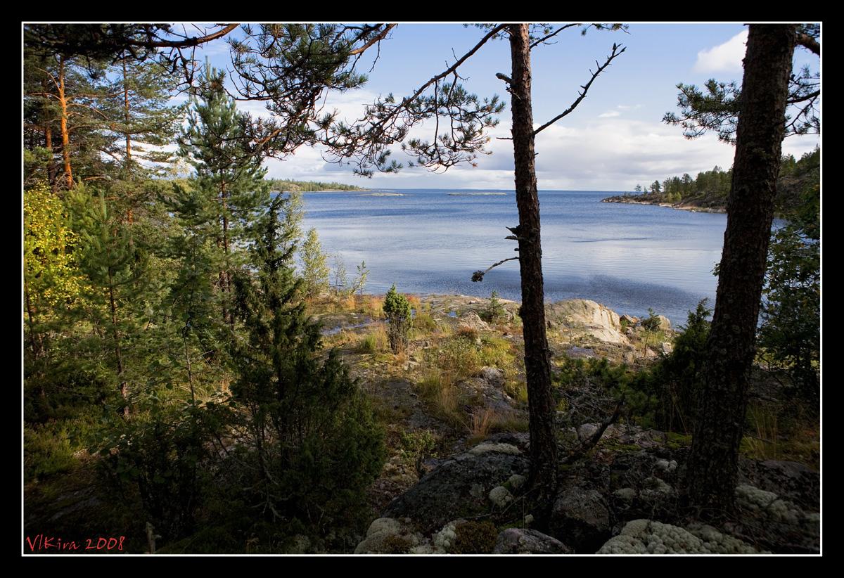 Полуостров Хунукка в Карелии