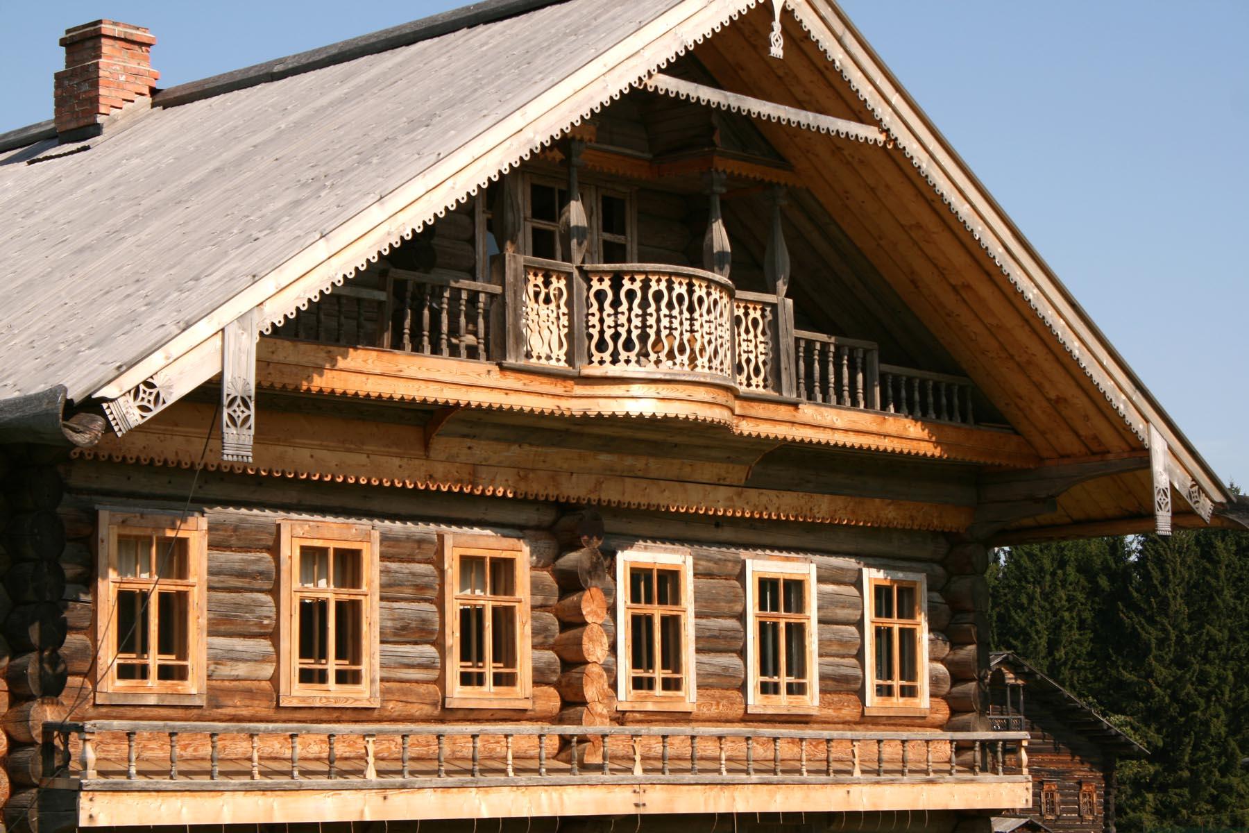 Дом Юрова