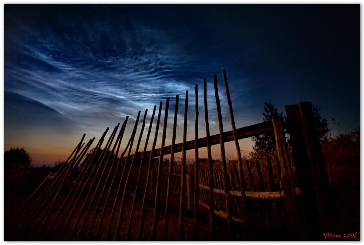 Свет высоких облаков