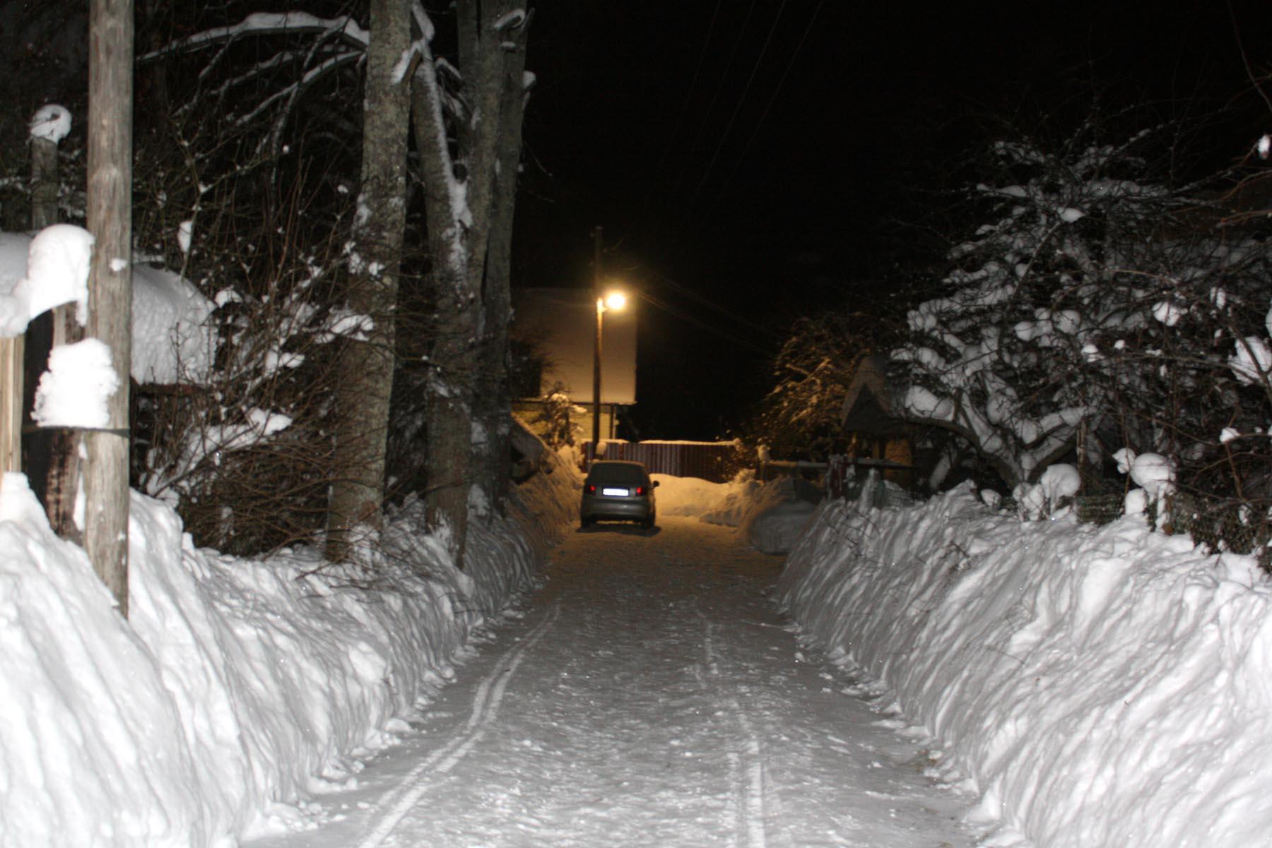 Мой переулок