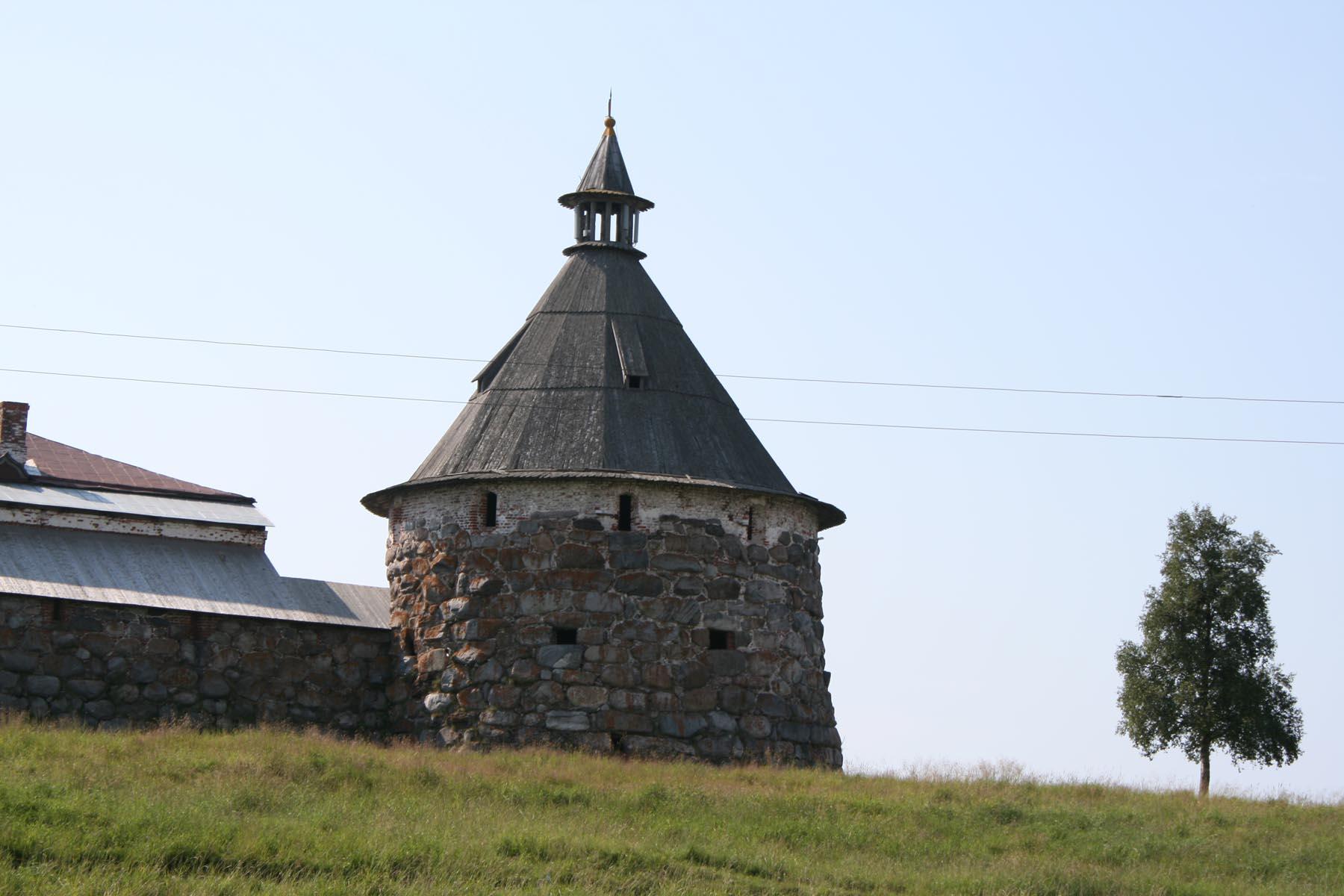 Корожная (Сторожевая) башня