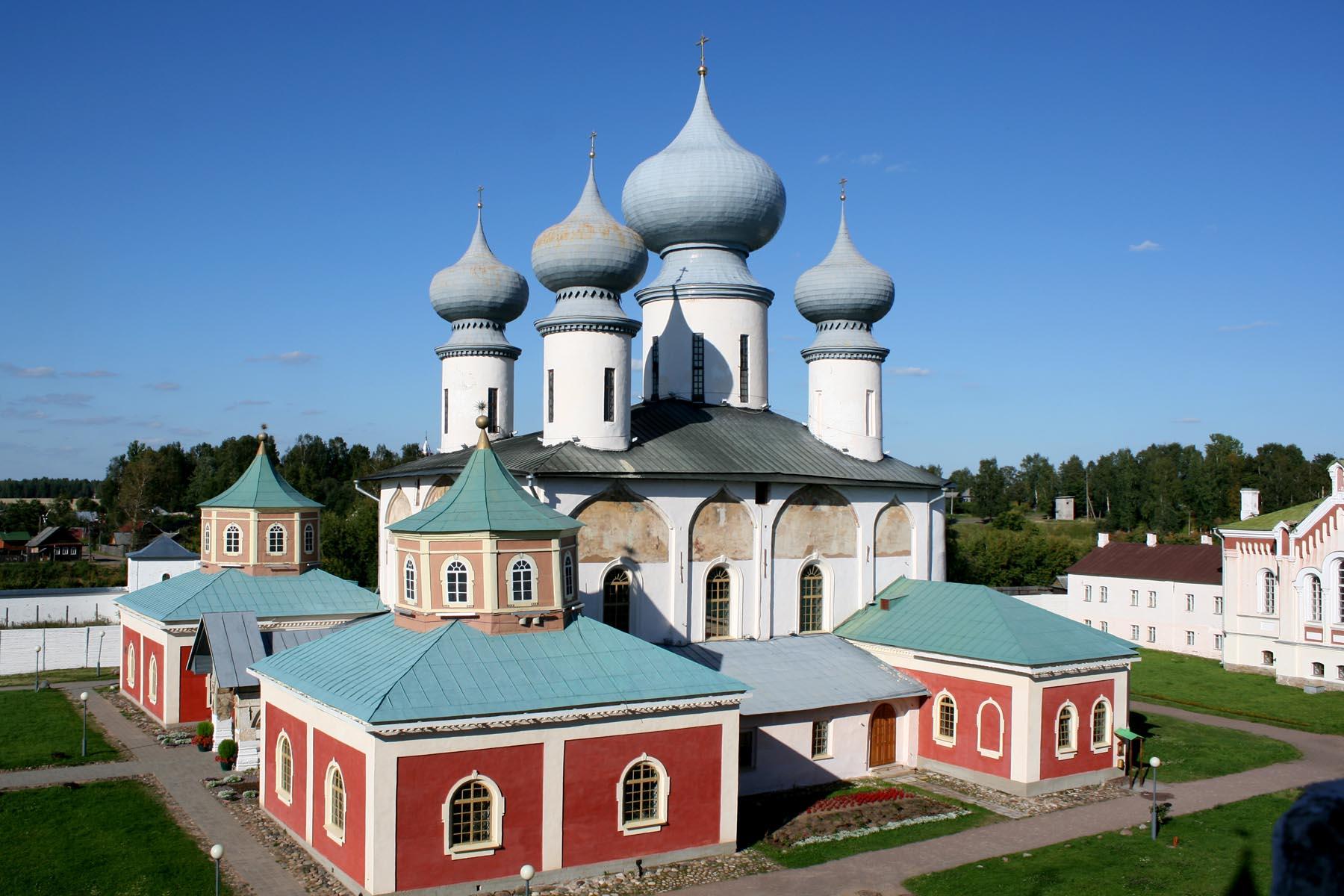 Успенский собор сверху