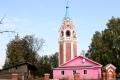 Колокольня Казанской церкви