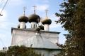 Купола собора Рождества Богородицы