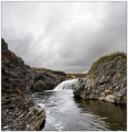 Водопад на речке Скорбеевская