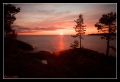 Закат в районе мыса Бесов Нос