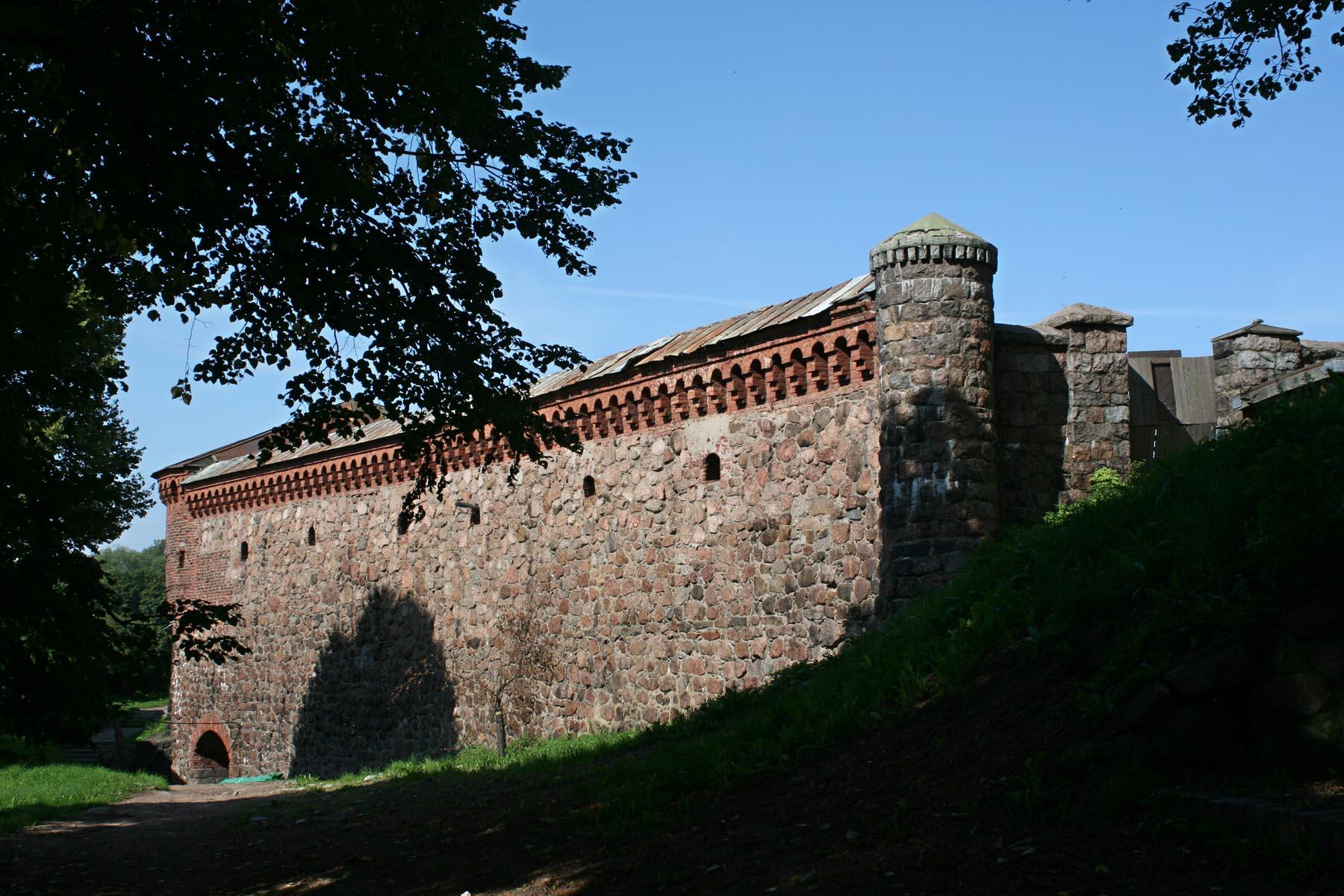 Южная стена