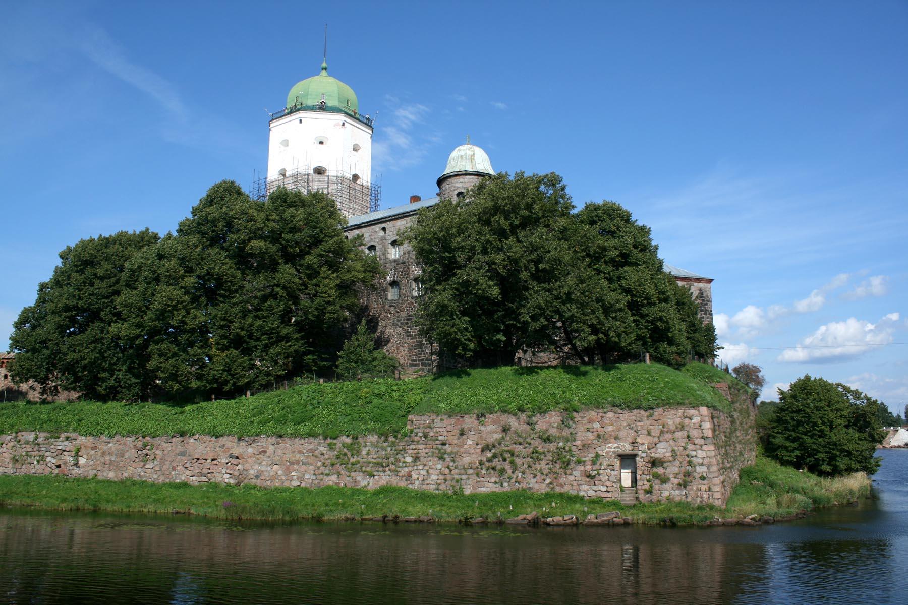 Замковый остров