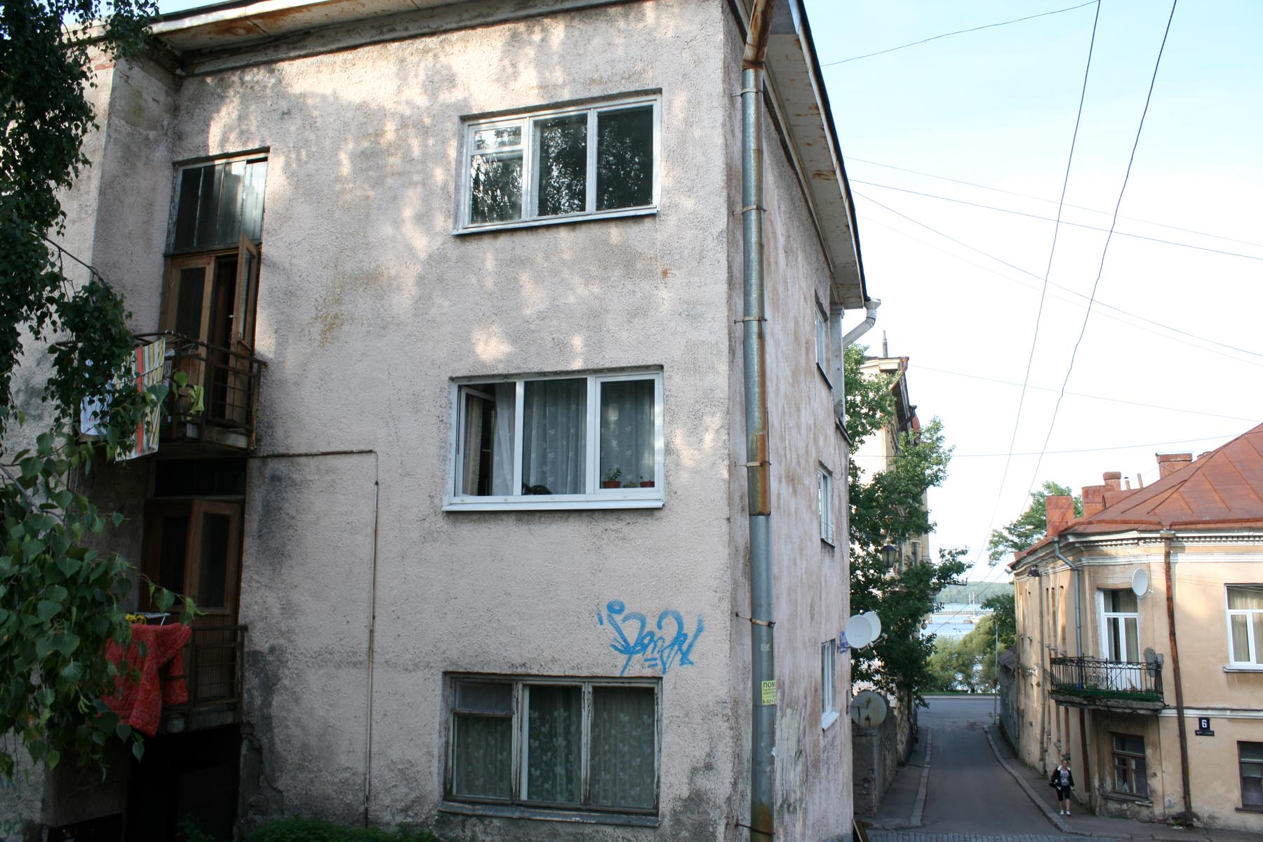 Довоенный финский дом