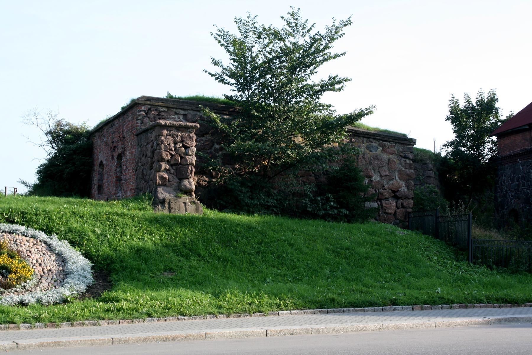 Бастион «Панцерлакс»