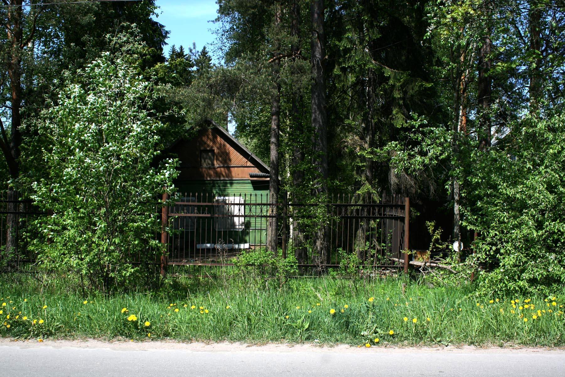Дом Мстислава Волоха